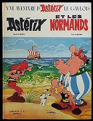 Asterix et les Normands: Goscinny, René; Uderzo,
