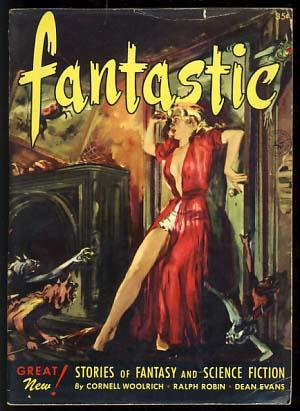 Fantastic November-December 1952: Browne, Howard, ed