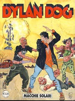 Dylan Dog #192 - Macchie solari: Ruju, Pasquale; Brindisi,