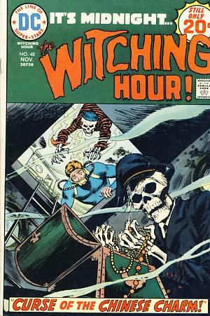 The Witching Hour No. 48: Various Authors