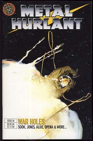 Metal Hurlant #6: Various Authors