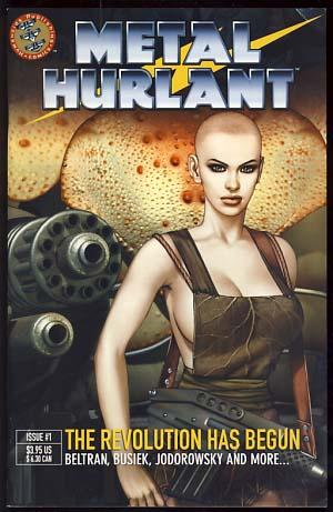 Metal Hurlant #1: Various Authors