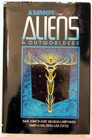 Asimov, Aliens and Outworlders: McCarthy, Shawna, ed