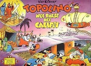 Topolino nel paese dei califfi (Mickey Mouse: Gottfredson, Floyd