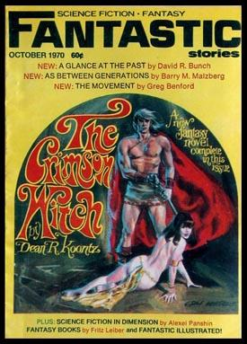 The Crimson Witch in Fantastic October 1970