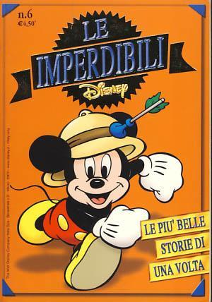 Le imperdibili Disney #6: Cavazzano, Giorgio; Bordini,