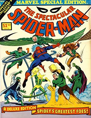 Marvel Special Edition #1: The Spectacular Spider-Man