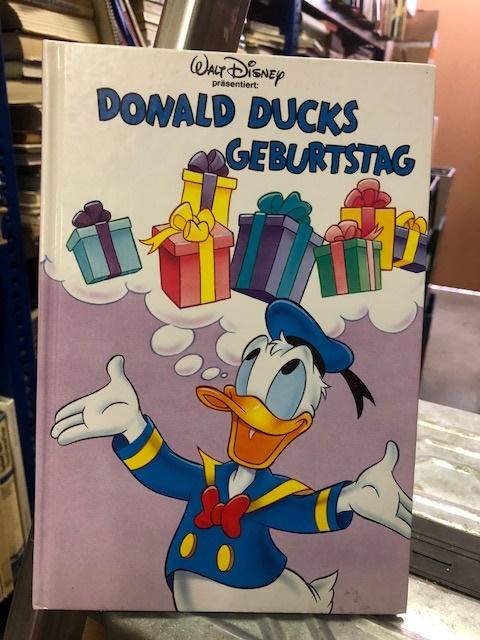 Donald Ducks Geburtstag Walt Disney Prräsentiert De Disney Walt