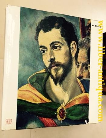 """El Greco: aus Reihe """"Der Geschmack unserer Zeit""""; Biographisch - Krittische Studie von Paul Guinard; übersetzt von Karl Georg Hemmerich"""