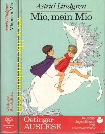 Mio, mein Mio: Lindgren, Astrid: