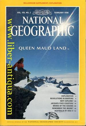 National Geographic - Vol 193, No 2