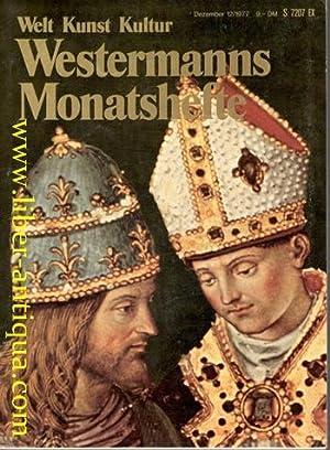 Westermanns Monatshefte Heft 12 (Dezember 1977) -