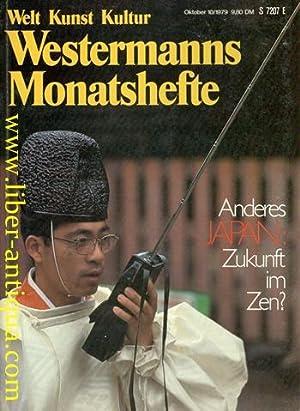 Westermanns Monatshefte Heft 10 (Oktober 1979) -
