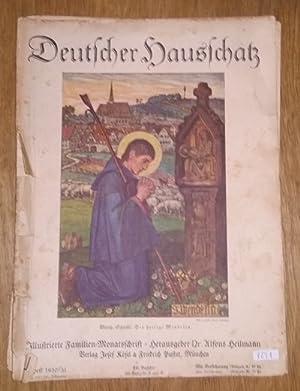 Deutscher Hausschatz. 6.Heft 1930/31. Sonntag ist's.: Heilmann, Alfons Dr.