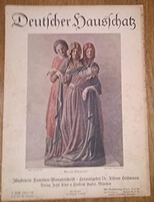 Deutscher Hausschatz. 7.Heft 1931/32. Sonntag ist's.: Heilmann, Alfons Dr.