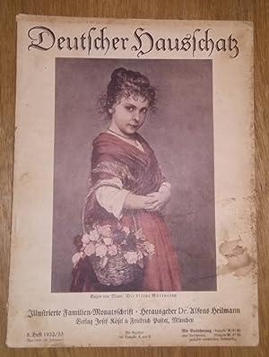Deutscher Hausschatz. 8.Heft 1932/33. Sonntag ist's.: Heilmann, Alfons Dr.