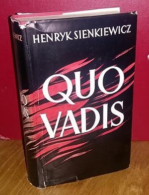Quo Vadis - Historischer Roman: Sienkiewicz, Henryk: