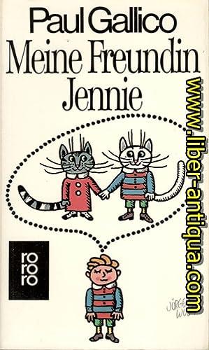 Meine Freundin Jennie - Roman: Gallico, Paul: