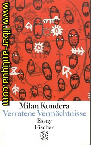 kundera essay In form,they do not make that impression-three essays,two interviews,a public address,and a dictionary of 62 words yet the mind in the book is certainly consistent.