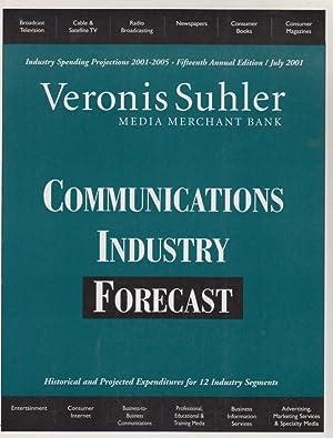 Veronis Suhler Communications Industry Forecast