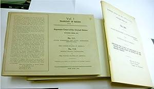 Supreme Court of the United States, October term, 1951. No. 111. Julius Rosenberg and Ethel ...