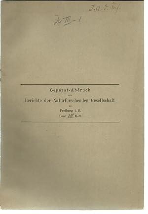 Ueber die Kernteilung bei Noctiluca miliaris: Ishikawa, C.