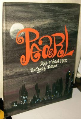 Pearl : Poems by Vincent Katz, Paintings by Tabboo!: Katz, Vincent