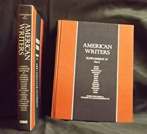 American Writers: Supplement: Litz, Walton