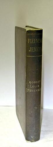 Fleeming Jenkin: Stevenson, Robert Lewis
