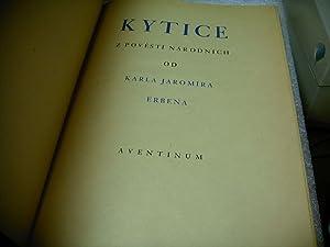 Kytice z povesti narodnich od Karel Jaromir Erben: Zrzav?, Karel Jaromir Erben illustrated by Jan