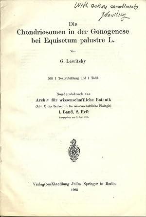 7 offprints G. A. Levitsky 4 inscribed: Levitsky, Grigorii Andreevich