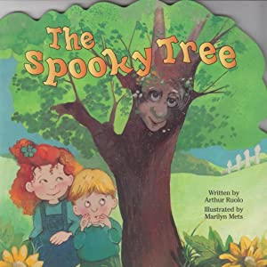 The Spooky Tree (Storyshapes): McClanahan Book Company; Ruolo, Arthur