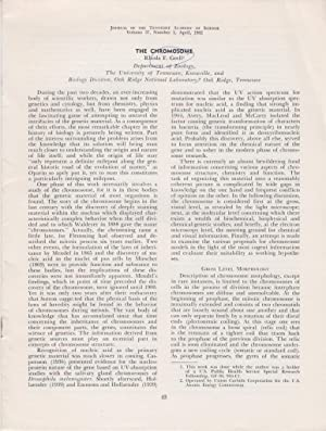 The Chromosome: Grell, Rhoda F