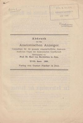 Costo-Vertebral Variation in Man: Bardeen, Charles Russell