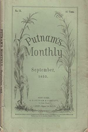 Putnam's Monthly September 1853
