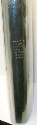 Hallwylska silversamlingen Hallwyl collection of silver: Holmquist, Kersti., Cassel-Pihl, Eva ...