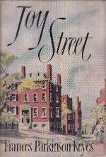 Joy Street: Keyes, Frances Parkinson
