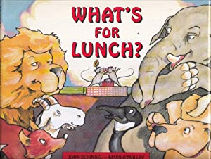 What's for Lunch?: Schindel, John