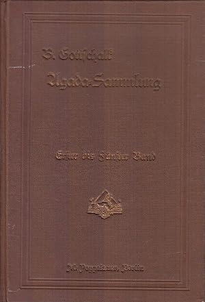 Agada - Sammlung: Lewner, J.; Gottschalk, B.