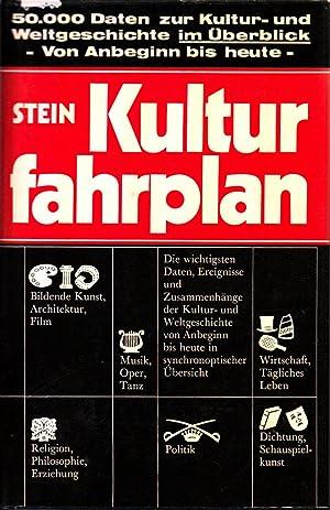 Kulturfahrplan: Stein, Werner
