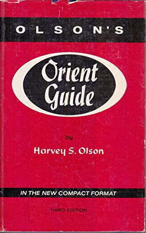 Olson's Orient Guide: Olson, Harvey S.