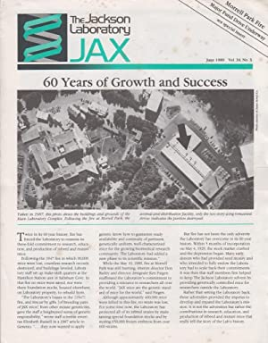 60 Years of Growth and Success: Laboratory, The Jackson