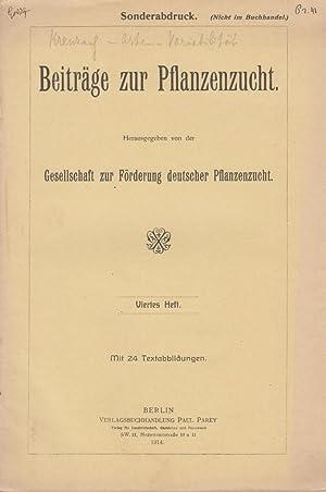 """Die Entstehung der Arten durch Kreuzung und die Ursache der """"Variabilitat"""": Lotsy, J.P."""