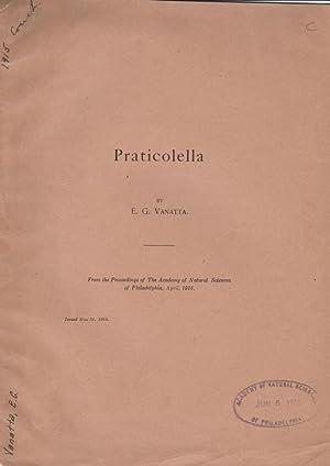 Praticolella: Vanatta, E.G.