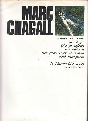 Marc Chagall I Maestri del Novecento: Bucci, Mario
