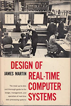 Design of Real-Time Computer Systems: Martin, James