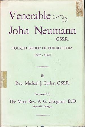 Venerable John Neuman, C.S.S.R.: Curley, Michael J.