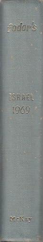 Fodor's Israel 1969: Fodor, Eugene; William Curtis, editors