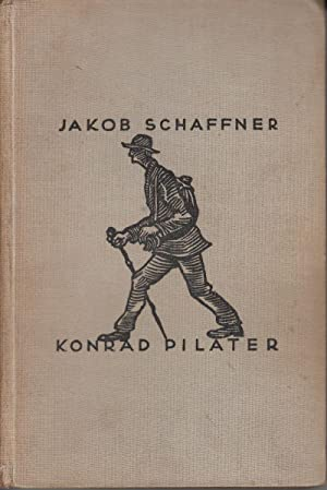 Konrad Pilater: Schaffner, Jakob