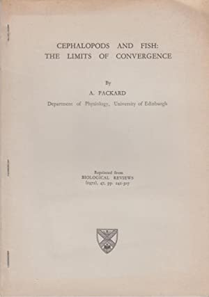 Cephalopods and Fish: the Limits of Convergence: Packard, A.